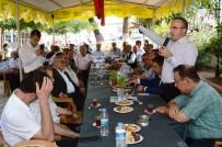 BÜLENT TURAN - Milletvekili Turan Açıklaması 'Ezine Dünyaya Açılıyor'