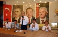 MUSTAFA SAVAŞ - Nazilli AK Parti'de Bayramlaşma