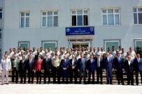 ERTAN PEYNIRCIOĞLU - Niğde'de Bayramlaşma Programı Düzenlendi