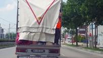 Trafikte Ölümüne Yolculuk