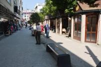 SİVİL TOPLUM - Sanat Sokağı'nda Stant Sayısı Arttı