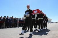 GARNİZON KOMUTANI - Şehit Uzman Onbaşı Memleketine Uğurlandı