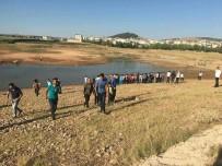 Suriyeli Genç Kız Serinlemek İçin Girdiği Baraj Gölünde Boğuldu
