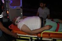 Adana'da Trafik Kazası Açıklaması 3 Yaralı