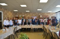 RECEP AKDAĞ - AK Parti Aziziye Teşkilatında Bayramlaşma Töreni