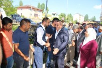 SPOR MERKEZİ - Ak Parti Muş Milletvekili Şimşek Varto Da Bayramlaştı