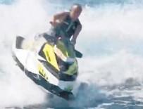 ALİ AĞAOĞLU - Ali Ağaoğlu'nun jet ski kazası
