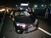OLAY YERİ İNCELEME - Avrasya Tünel Çıkışında Feci Kaza, 1 Ölü