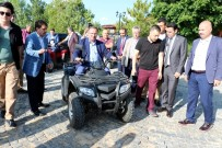 Bakan Bozdağ Açıklaması 'Yozgat, Yüksek Hızlı Trenle Daha Hızlı Gelişecek'