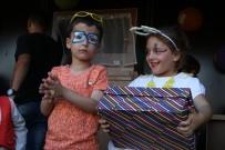 Bin 500 Suriyeli Çocuğa Bayram Şenliği