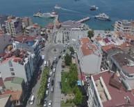 ASSOS - Çanakkale'de Bayram Yoğunluğu Drone İle Görüntülendi