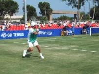 İTALYAN - Dominic Thiem, Antalya Open Tenis Turnuvası'na Veda Etti