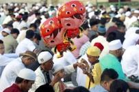 BANGLADEŞ - Dünya Müslümanları Ramazan Bayramı'na Böyle Hazırlandı