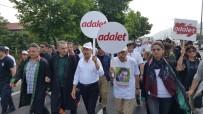 Düzce Barosu Avukatları Da Adalet Yürüyüşü'nde