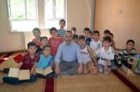 Genç'te Yaz Kur'an Kurslarına Yoğun İlgi