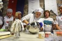 Guinness Rekorlu Pastacı İşin İnceliklerini Anlattı