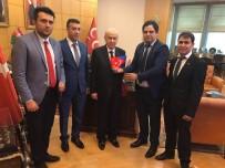 Güney Azerbaycan'dan Bahçeli'ye Ziyaret
