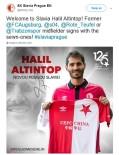 Halil Altıntop, Slavia Prag'da
