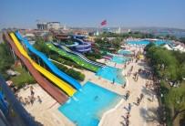 ŞARKICI - İstanbul'da Havuzlar Doldu Taştı