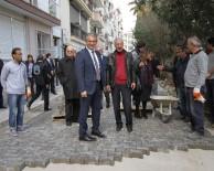 BOSTANLı - Karşıyaka Sokaklarına Estetik Dokunuş