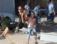 EĞLENCE MERKEZİ - Kilis'te Türk Ve Suriyeli Çocuklar Birlikte Eğleniyor