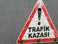 Kırıkkale'de feci kaza