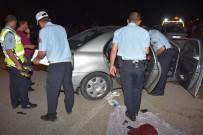 Kırıkkale'de Trafik Kazası Açıklaması 3 Ölü, 8 Yaralı