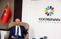 ERCIYES ÜNIVERSITESI - Kocasinan Belediye Başkanı Ahmet Çolakbayrakdar Açıklaması