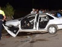 KıRıKKALE ÜNIVERSITESI - Korkunç bir kaza haberi daha!