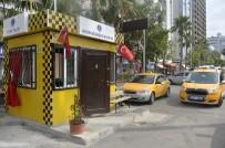 Mersin'de Taksi Durakları Yenileniyor