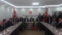 İNSANLIK DRAMI - MHP'de Çorum Teşkilatlarında Bayramlaşma Programı
