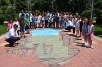 RESSAM - Türk Ressamdan Bulgaristan'da İkinci Üç Boyutlu Resim