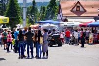 KIŞ TURİZMİ - Uludağ'a Ramazan Bayramı'nda 100 Bin Ziyaretçi