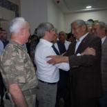 VEDAT DEMİRÖZ - Vali Çınar'dan Veda Ve Bayramlaşma Töreni