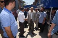 Vali Demirtaş'tan, Foseptik Faciasında Ölen Kardeşlerin Ailesine Taziye Ziyareti