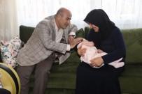 Vali Demirtaş'tan Şehit Ailesine Bayram Ziyareti