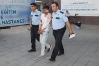 CİNSEL TACİZ DAVASI - Tacizciyi kalabalığın elinden polis kurtardı