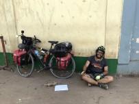MORITANYA - Afrika'yı Bisikletiyle Dolaşıyor