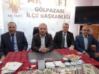 AK Parti Heyetinden Gölpazarı'na Çıkartma