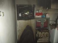 BÜYÜKŞEHİR BELEDİYESİ - Aydın'da Alev Alan Buzdolabı Evi Kül Ediyordu
