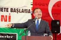 HÜKÜMET - Bakan Bozdağ, CHP'yi Yalancılıkla Suçladı