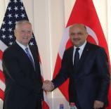 Bakanı Işık, ABD'li Mevkidaşı Mattis İle Görüştü