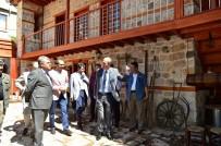 BELEDİYE BAŞKANI - Başbakan Yardımcısı Kaynak, Kahramanmaraş'ta