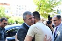 SINIR GÜVENLİĞİ - Başbakan Yardımcısı Veysi Kaynak,  'Afrin Bölgesinin Terör Unsurlarından Temizlenmesi Gerekir'