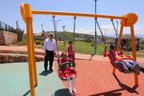 AHMED-I HANI - Başkan Baran Körfez'in Parklarını İnceliyor