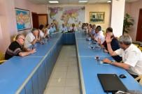SOSYAL SORUMLULUK - Battalgazi Belediyespor Kulüp Başkanlığına Yaşar Karataş Seçildi