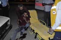 KUĞULU PARK - Konya'da korkunç olay!