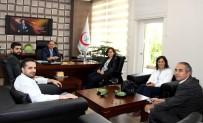 TEMEL ATMA TÖRENİ - Bünyan'a Yapılacak Olan 75 Yataklı Hastanenin Proje Çalışmaları Başladı