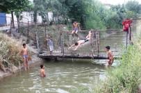 BARAJ GÖLETİ - Çocukları Sulama Kanalına Giren Veliler Cezalandırılacak