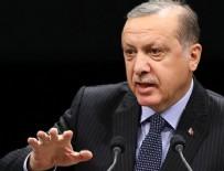 Cumhurbaşkanı Erdoğan: Suriye'nin kuzeyinde bir Kürt devletine izin vermeyiz